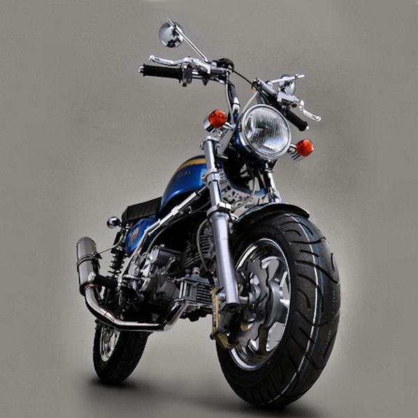 デイトナ DAYTONA 75117 MAXXISタイヤ M6029 130/70-10 59J TL モンキー スクーター