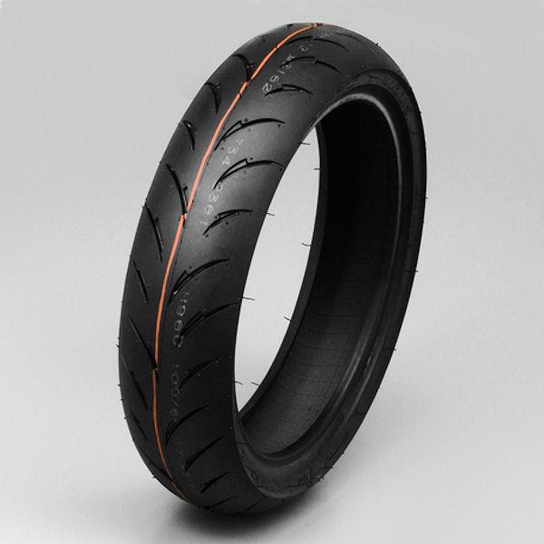 デイトナ DAYTONA 75133 MAXXISタイヤ M6162 100/65-12 40L TL モンキー スクーター レース用タイヤ