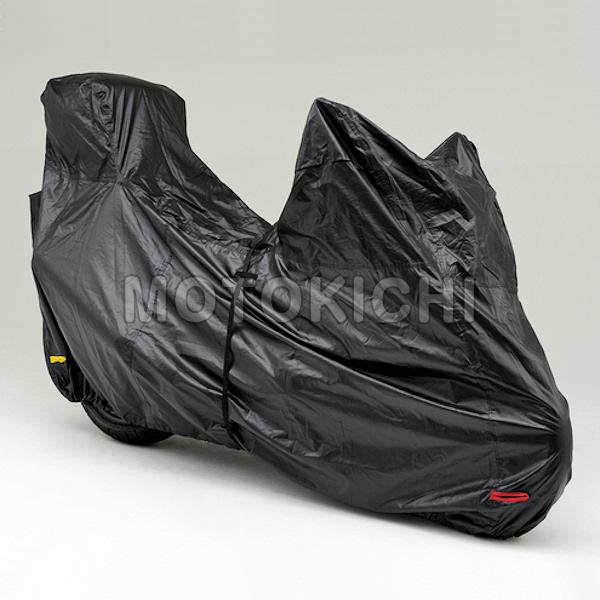 デイトナ DAYTONA 97948 車体カバー ブラックカバー スタンダード2 Lサイズ トップケース装着車用 VTR250 Ninja250R CT110他 旧品番:77521