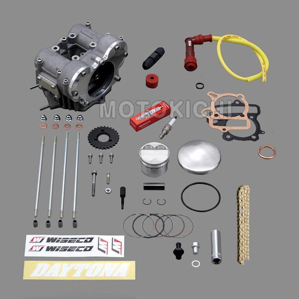 デイトナ DAYTONA 79053 フィンガーフォロアー DOHCヘッド 125ccバージョンアップキット モンキー/ゴリラ