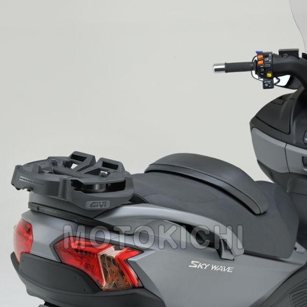 デイトナ DAYTONA 94038 GIVI SR3104MM スペシャルキャリア モノロックケース対応 M6Mベース付属 スカイウェイブ650('13)