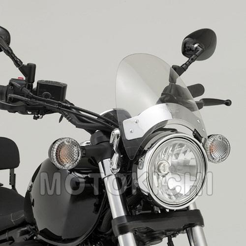 デイトナ DAYTONA 92328 NATIONAL CYCLE FLYSCREENメーターバイザー ライトスモーク スクリーン 汎用品 REBEL500/250