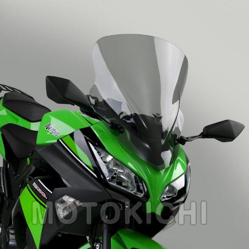 デイトナ DAYTONA 92475 NATIONAL CYCLE VStream ウインドシールド ミディアム ライトスモーク カワサキ Ninja250