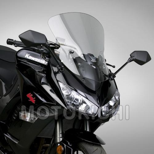 デイトナ DAYTONA 92521 NATIONAL CYCLE VStream ウインドシールド ライトスモーク カワサキ Ninja1000