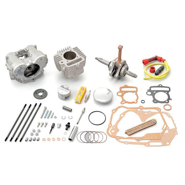 デイトナ DAYTONA 93024 フィンガーフォロアー DOHC ボア&ストロークアップキット(124.8cc) ホンダ モンキー/ゴリラ(12V) モンキーバハ