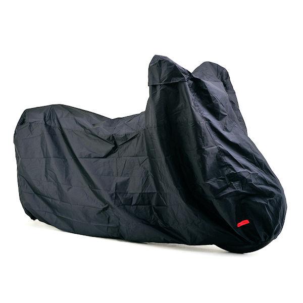 デイトナ DAYTONA 98205 97964 バイクカバーSIMPLE ブラック シルバー 4Lサイズ 全長255cm