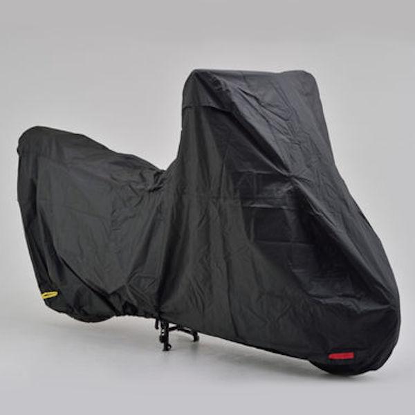デイトナ DAYTONA 16816 ブラックカバー ウォーターレジスタント ライト アドベンチャー専用 BOX未装着タイプ 全長231cm