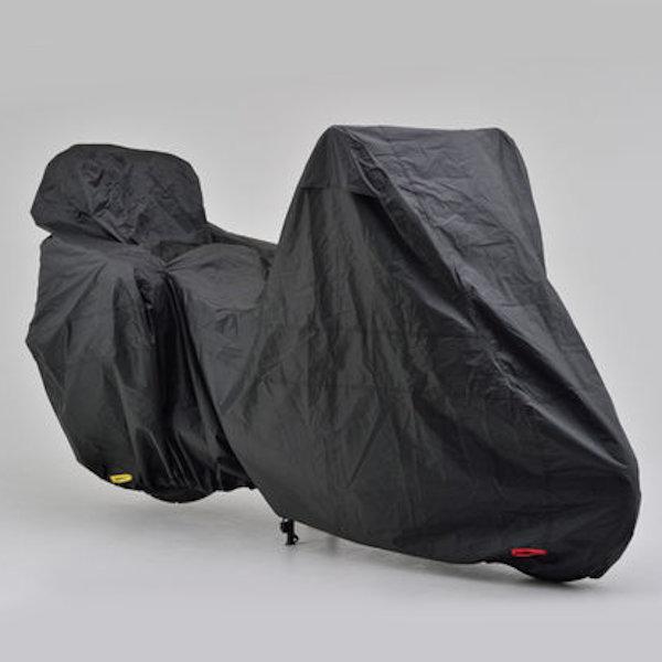 デイトナ DAYTONA 16819 ブラックカバー ウォーターレジスタント ライト アドベンチャー専用 トリプルBOX装着タイプ 全長231cm