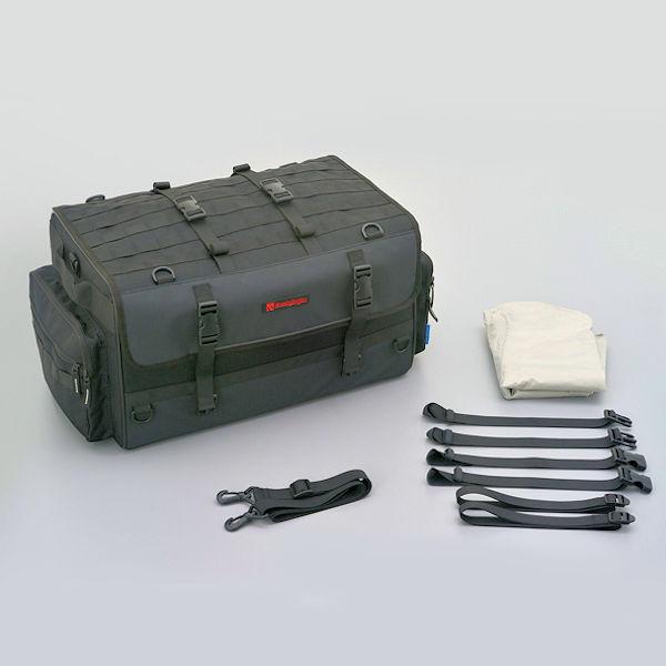デイトナ DAYTONA 98880 ヘンリービギンズ シートバッグ WR DH-734 LLサイズ サイズ(本体):H300×W530×D320(mm)
