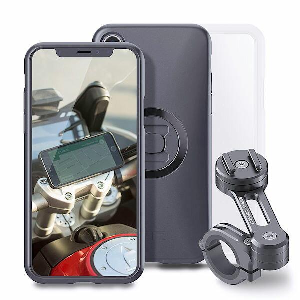 【取り寄せ】デイトナ DAYTONA 99232 SP CONNECT SPコネクト モトバンドル iPhoneXS/X