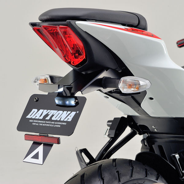 デイトナ DAYTONA 99479 フェンダーレスキット(車検対応LEDライセンスランプ付き) スズキ GSX-R/GSX-S125