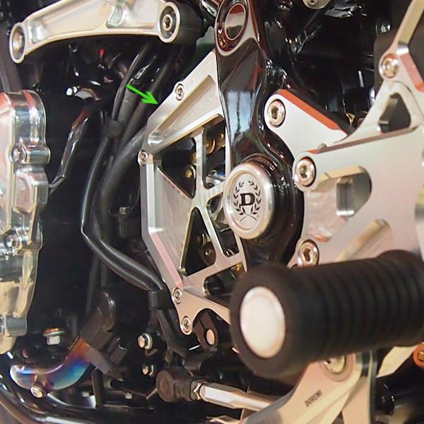 ドレミコレクション 35710 Z900RS スプロケットカバー シルバー