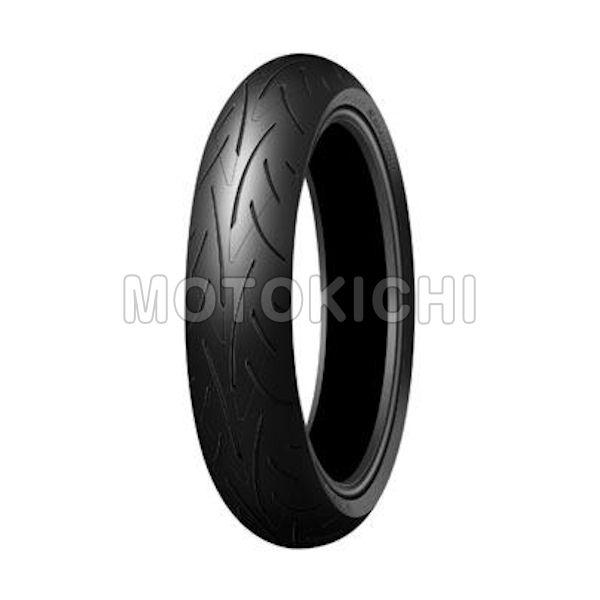 DUNLOP ダンロップ 298621 SPORTMAX ROADSPORT 【120/60ZR17MC (55W)】 スポーツマックス ロードスポーツ タイヤ
