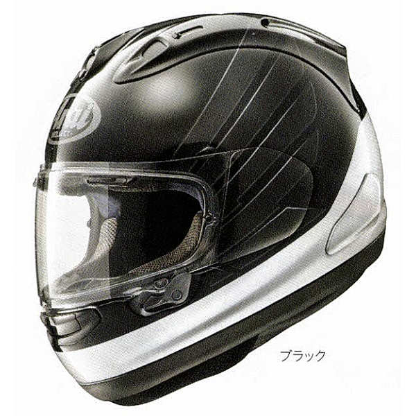 HONDA純正 RX-7X CB ブラック フルフェイスヘルメット