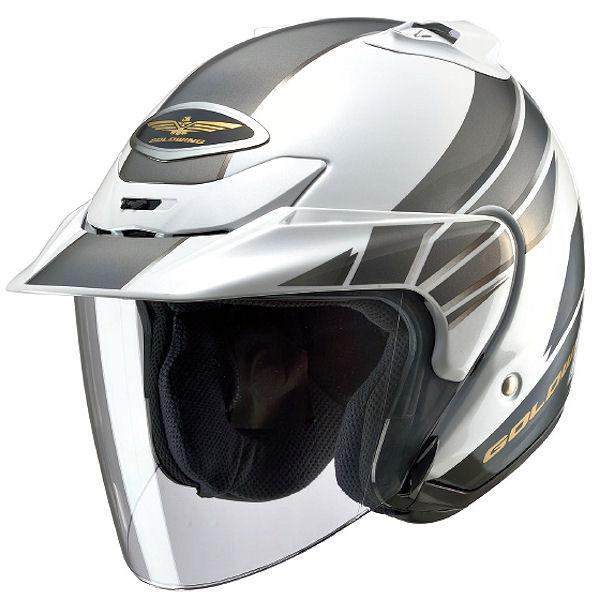 HONDA純正 0SHGS-GW1A-W GOLDWING GW-1 ジェットヘルメット ホンダ純正 M/L/XLサイズ