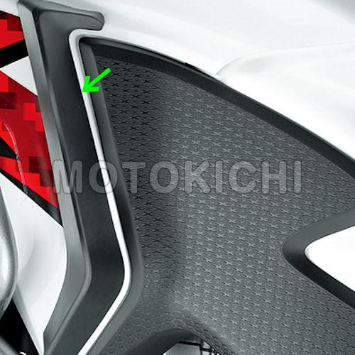 ホンダ純正 08R71-MGZ-J80 サイドディフレクター HONDA 400X