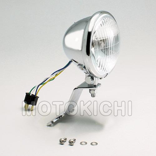 ハリケーン (HURRICANE) HA5600 4.5インチ ベーツタイプヘッドライトKIT エストレア'07~'14