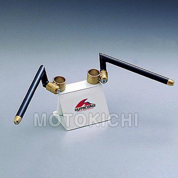 ハリケーン (HURRICANE) HS3601G-01 セパレートハンドル ゴールド Z400FX Z750FX Z1 Z2