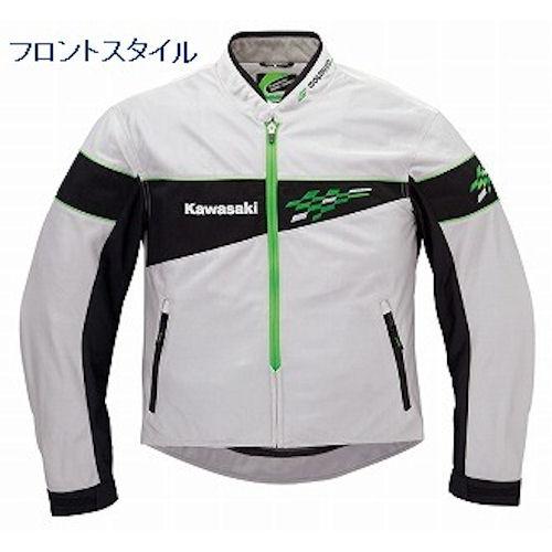 Kawasaki純正 カワサキ J8001-2381 エアストリーム 14 プラチナ LLサイズ