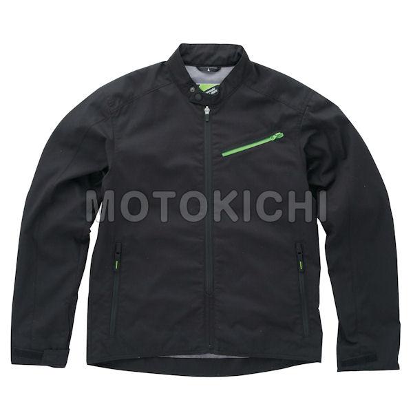 ピーコート S〜3L ライディング カワサキ J8001-2749 J8001-2750 J8001-2751 J8001-2752 J8001-2753 Kawasaki純正 ジャケット グレー