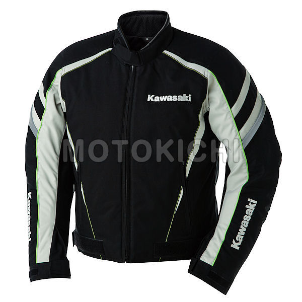 Kawasaki純正 カワサキ GWSリアルスポーツショートジャケット J8001-2504 J8001-2505