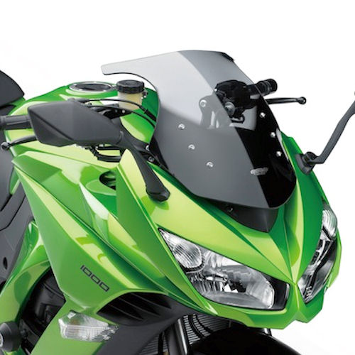 Kawasaki純正 カワサキ J99994-0436 ウインドシールド(スモーク) Ninja1000('14~'16年)