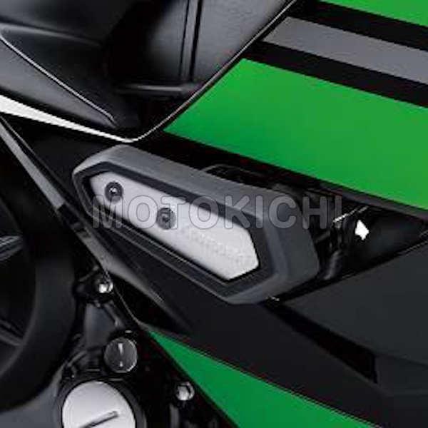 KAWASAKI純正 99994-0797 カワサキ フレームスライダーキット 左右セット Ninja650 Z650 '20年~
