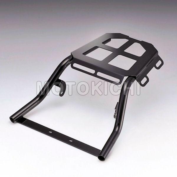 キジマ KIJIMA 210-219 リアキャリア ブラック カワサキ KSR110/PRO