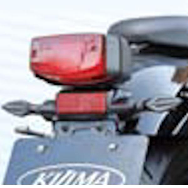 キジマ (KIJIMA) 219-5194 ウインカーランプセット TDRシーケンシャル LED ホンダ レブル250/500