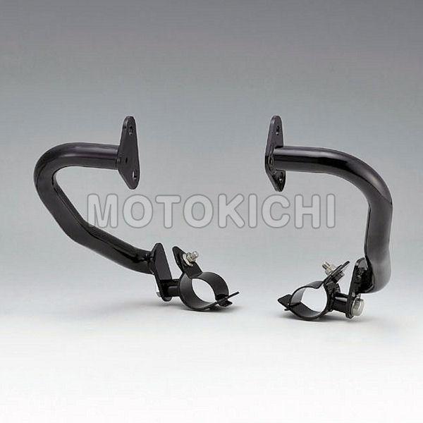 キジマ KIJIMA 405-2264 エンジンガード ブラック 左右セット CB1100EX/ABS '14