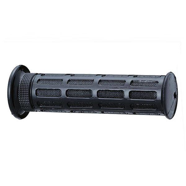 公式 郵送可 配送方法変更要 キジマ KIJIMA 201-033 全長133mm 非貫通タイプ グリップラバー ブラック マート 汎用
