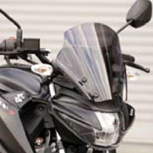 【あす楽対応】キジマ KIJIMA 305-475 スクリーン メーターバイザー スモーク SUZUKI GSX-S125