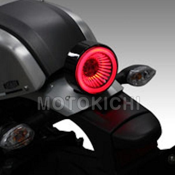 キジマ 217-7019 LEDテールランプユニット XSR900 BOLT