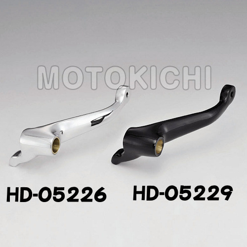 キジマ (KIJIMA) アルミブレーキアーム 04年以降 ハーレー スポーツスター ミッドコントロール HD-05226 HD-05229 HD-