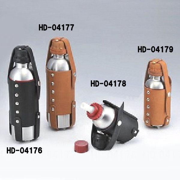 キジマ KIJIMA HD-04177 ガソリンボトル&ホルダー 900cc タン(茶)