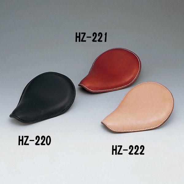 キジマ KIJIMA HZ-222 カスタムソロシート 本皮 タン 汎用