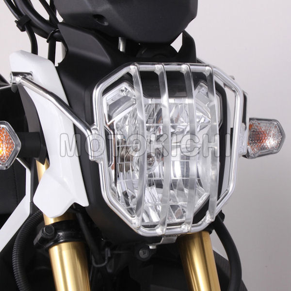 キタコ KITACO 800-1155900 ヘッドライトガード ホンダ ZOOMER-X