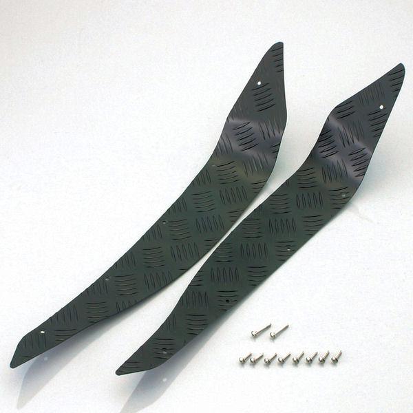 キタコ KITACO 538-1426010 ステップボード ブラック アルマイト ホンダ PCX125/150