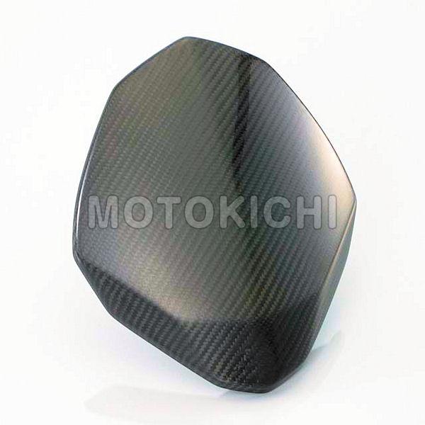 キタコ KITACO 670-0412700 メーターバイザー カーボン ヤマハ BW'S125 (5S9)