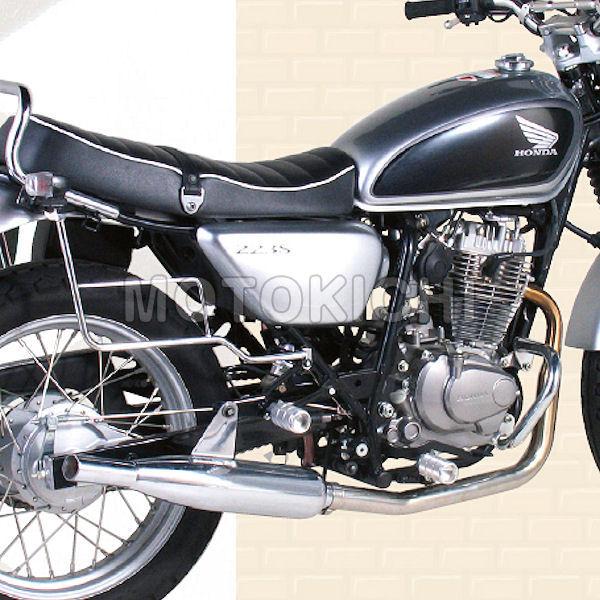 キタコ KITACO 543-1816780 トライアンフタイプ フルエキゾーストマフラー ステンレス ホンダ CB223S