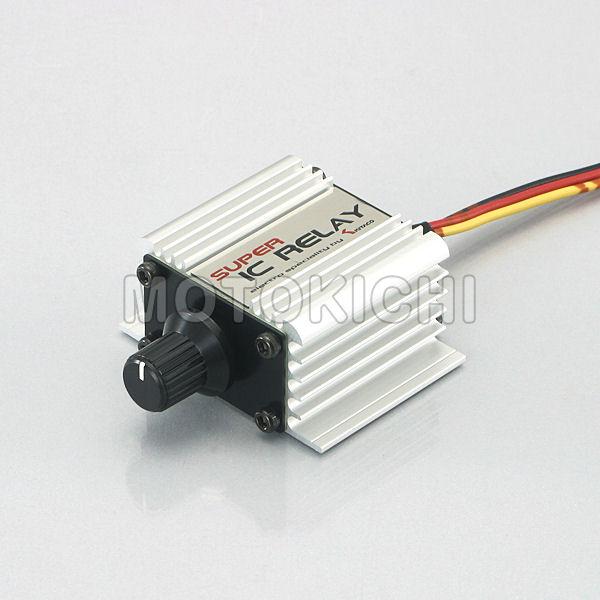 キタコ KITACO 755-0601100 スーパーICリレー 点滅回数可変可能 LEDウインカー対応 汎用