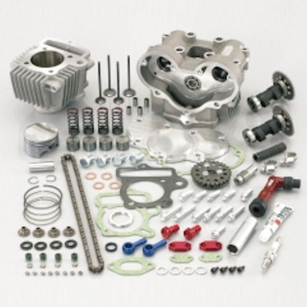 キタコ KITACO 215-1123930 88cc DOHC ボアアップキット モンキー