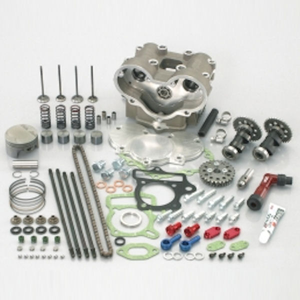 キタコ KITACO 216-1123920 バージョンアップキット ULTRA-SE/SE-PRO124cc→DOHC124cc モンキー