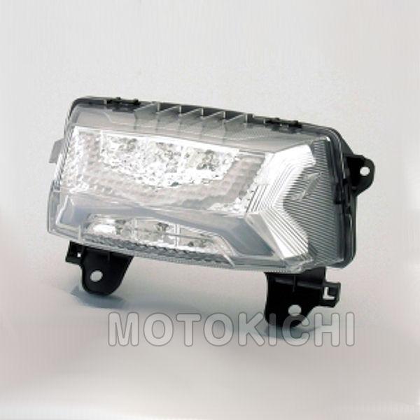 キタコ KITACO 809-1155300 LEDテールランプ クリアレンズ ホンダ ズーマーX