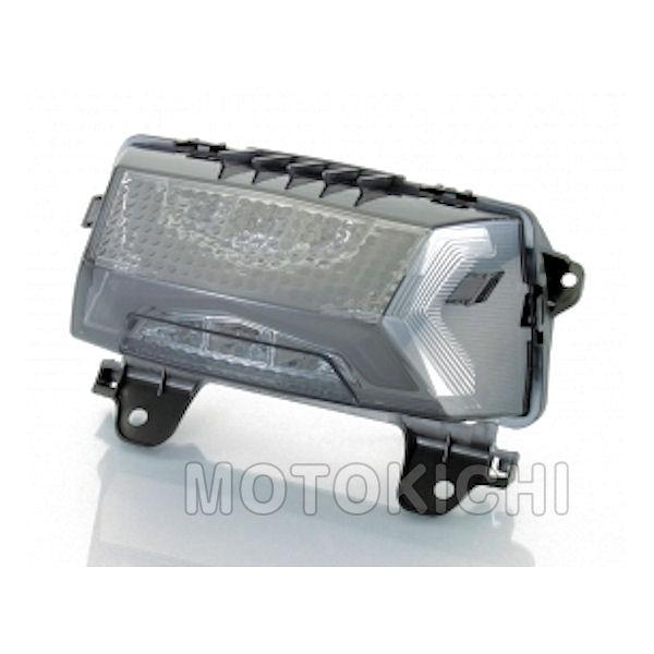 キタコ KITACO 809-1155310 LEDテールランプ スモークレンズ ホンダ ズーマーX