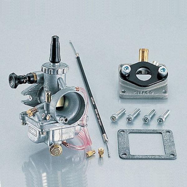キタコ KITACO 110-0019401 ビッグキャブキット ミクニ VM20 ヤマハ RZ50 TDR50/80 TZR50 TZ50