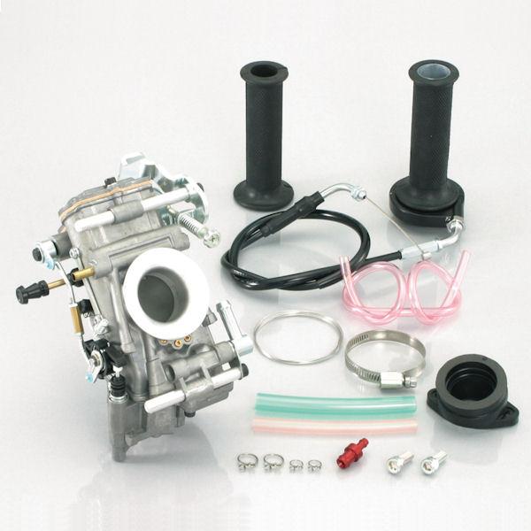 キタコ KITACO 110-1123900 ビッグキャブレターキット ミクニ TDMR32 樹脂ハイスロットル仕様 モンキー/ゴリラ(DOHC専用)