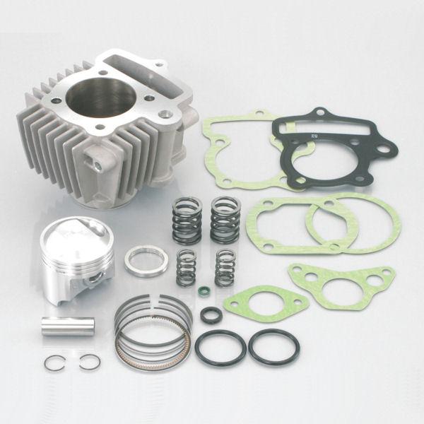 キタコ KITACO 215-1015001 ボアアップキット 88cc/メッキシリンダー ホンダ DAX70 ダックス70 シャリー70