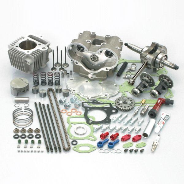 キタコ KITACO 215-1123901 ボアアップキット 124cc DOHC ホンダ モンキー ゴリラ XR50R/70R CRF50F/70F