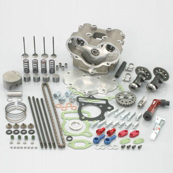 キタコ KITACO 216-1123900 バージョンアップキット ULTRA124cc→DOHC124cc ホンダ モンキー ゴリラ XR50R/70R CRF50F/70F